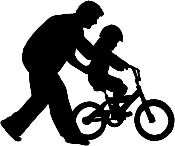 Hoe kan je als ouder je kinde helpen om te leren fietsen.